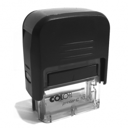 Printer C 10 (10 x 27 мм) черная