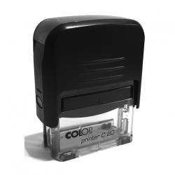 Printer C 20 (14 x 38 мм) черная
