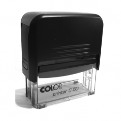 Printer C 50 (30 x 69 мм) черная